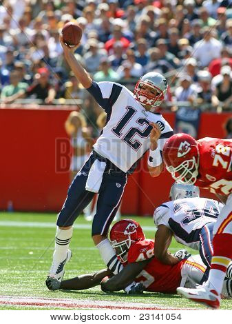 Tom Brady Knee Injury