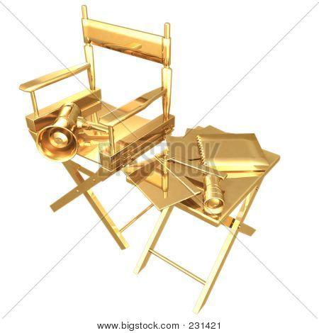 Gilded Directors Set