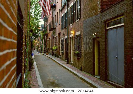 Skinny Street Street