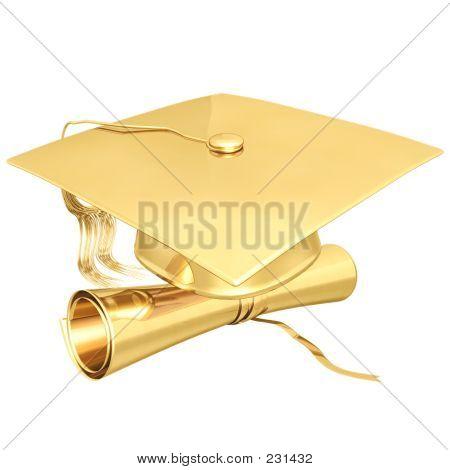 Gilded Graduation 01