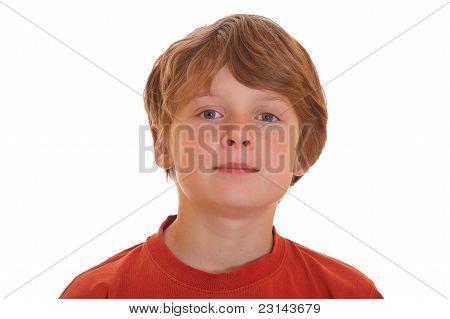 Teeange Boy