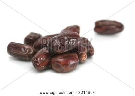 It Is A Lot Of Dates On A White Background