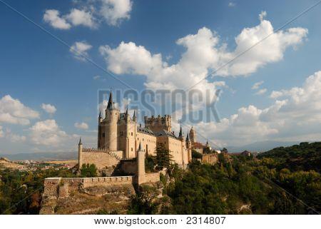 Alcazar (Castle) Of Segovia