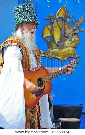 Renaissance Singer