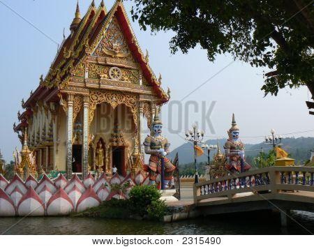Temple Koh Samui
