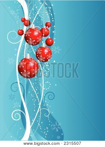 Christmas Background.Eps