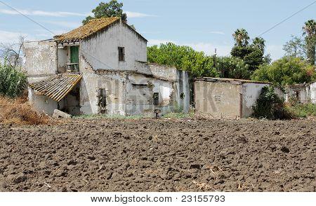 Rural Left House II