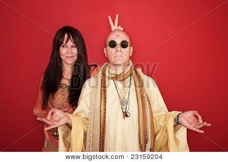 Einen Guru ablenken