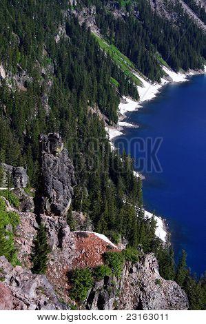 Guardian Of Crater Lake