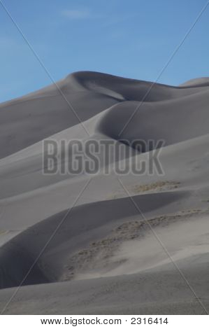 Dunes In A Row