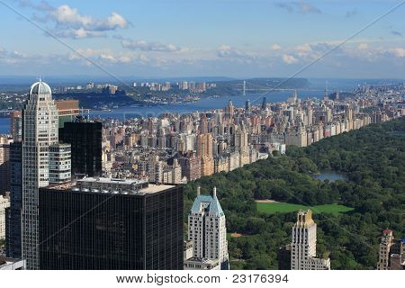 Central Park And Upper West Side