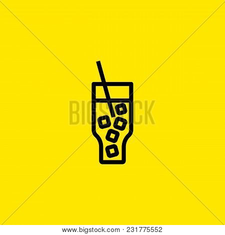 Icon Of Coca Cola Beverage