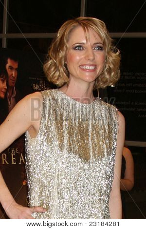 LOS ANGELES - MAR 25: Shana Feste at the premiere of