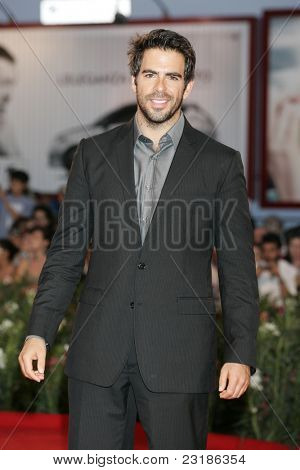 VENICE -SEP 1: Eli Roth at the 68th Venice International Film Festival in Venice, Italy on September 1, 2011.