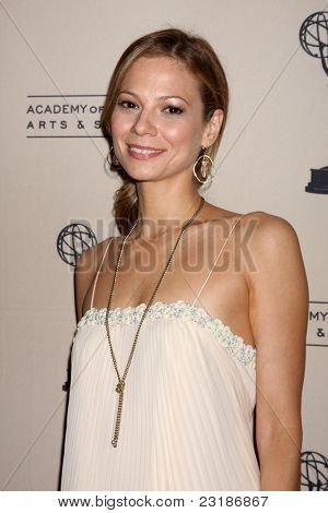 LOS ANGELES - JUN 16:  Tamara Braun arriving at the Academy of Television Arts and Sciences Daytime Emmy Nominee Reception at SLS Hotel at Beverly Hills on June 16, 2011 in Beverly Hills, CA