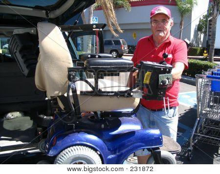 Disabled Vet On The Go