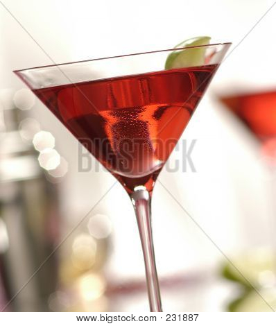 Wine Cocktail