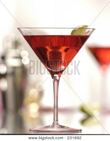 Martini rojo