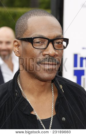 LOS ANGELES - JUNE 6: Eddie Murphy at the premiere of 'Imagine That' at Paramount Studios on June 6, 2009 in Los Angeles, California