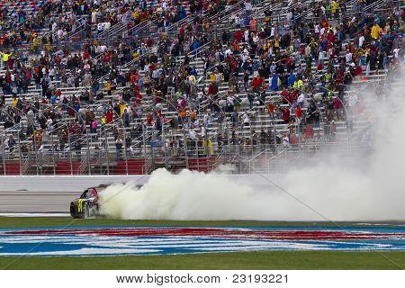 NASCAR: Sep 06 Advocare 500