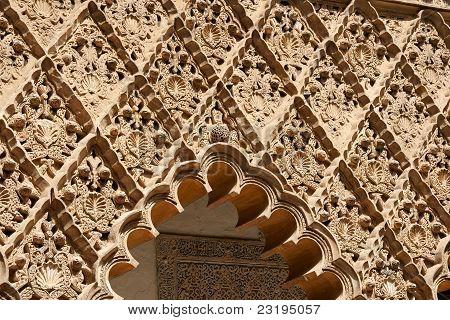 Mudejar Decorations In Seville