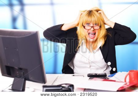 Life Before Week-End. Business Scream