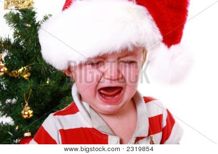 Upset At Xmas