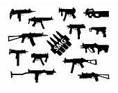 picture of mp5  - weapon collection - JPG