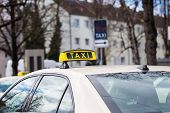 Taxi, German Taxi, At The Taxi Rank, City poster