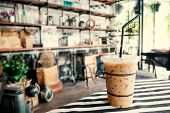 Iced Coffee, Cold Drink In The Cafe, Summer Drink poster