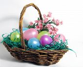 Easter Basket poster