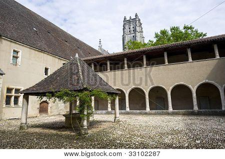Church Of Brou (bourg-en-bresse)