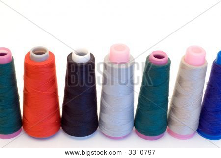 Row Of Thread