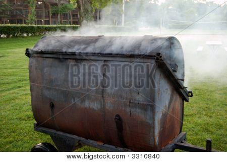 Smoking Pig