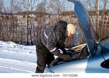 Autos Broken