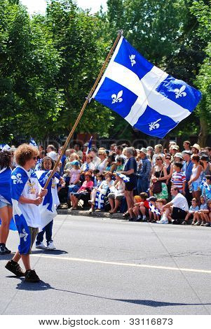 Quebec's National Holiday
