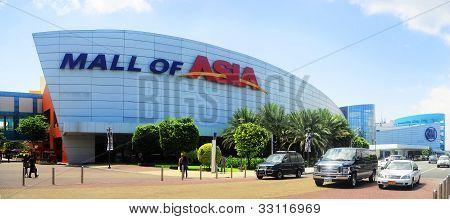 SM Mall da Ásia