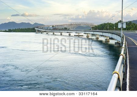 The San Juanico Bridge