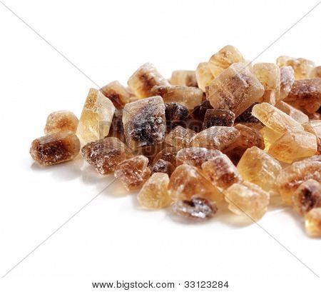 Chrystals of Candi Sugar / Rock Sugar.