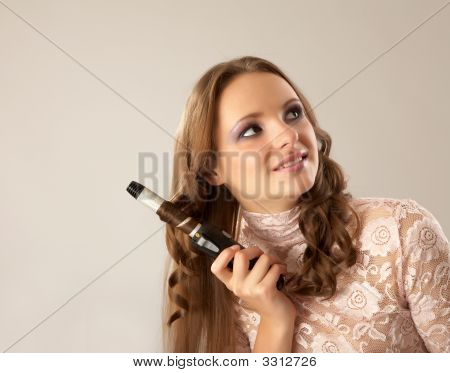 A Smartening Up Girl
