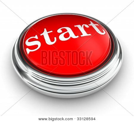 Start Word On Red Push Button