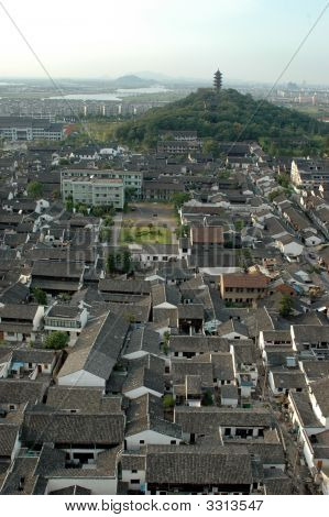 Shaoxing Town - General View