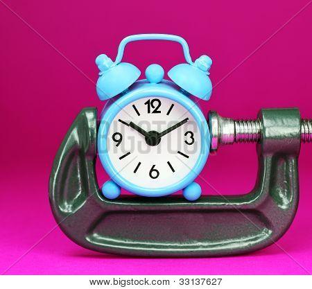 Blue Time Pressure