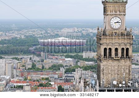Warsaw View, Poland