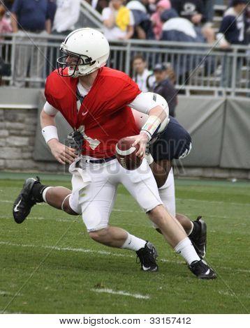 Penn State quarterback Matthew McGloin