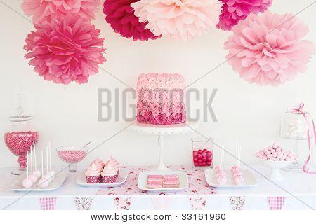 Mesa de sobremesa