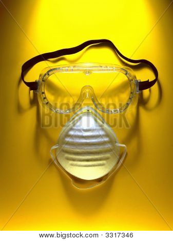 Safety Goggles & Mask