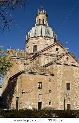 Basilica of Our Lady of Prado Talavera de la Reina, Toledo