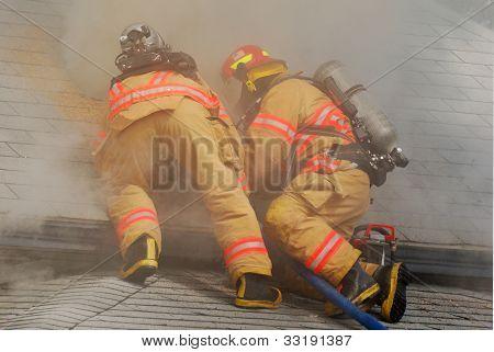 Attic Fire