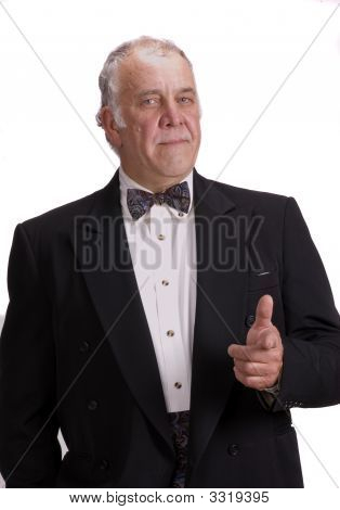 Older Businessman